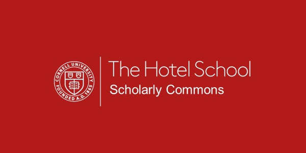 The Hotel School: Scholarly Commons